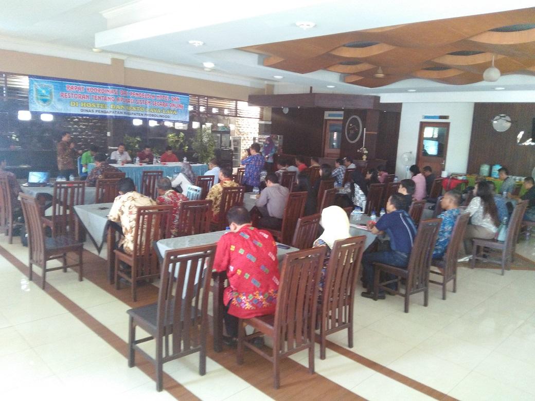 Sosialisasi Billing System Online di Kab. Probolinggo