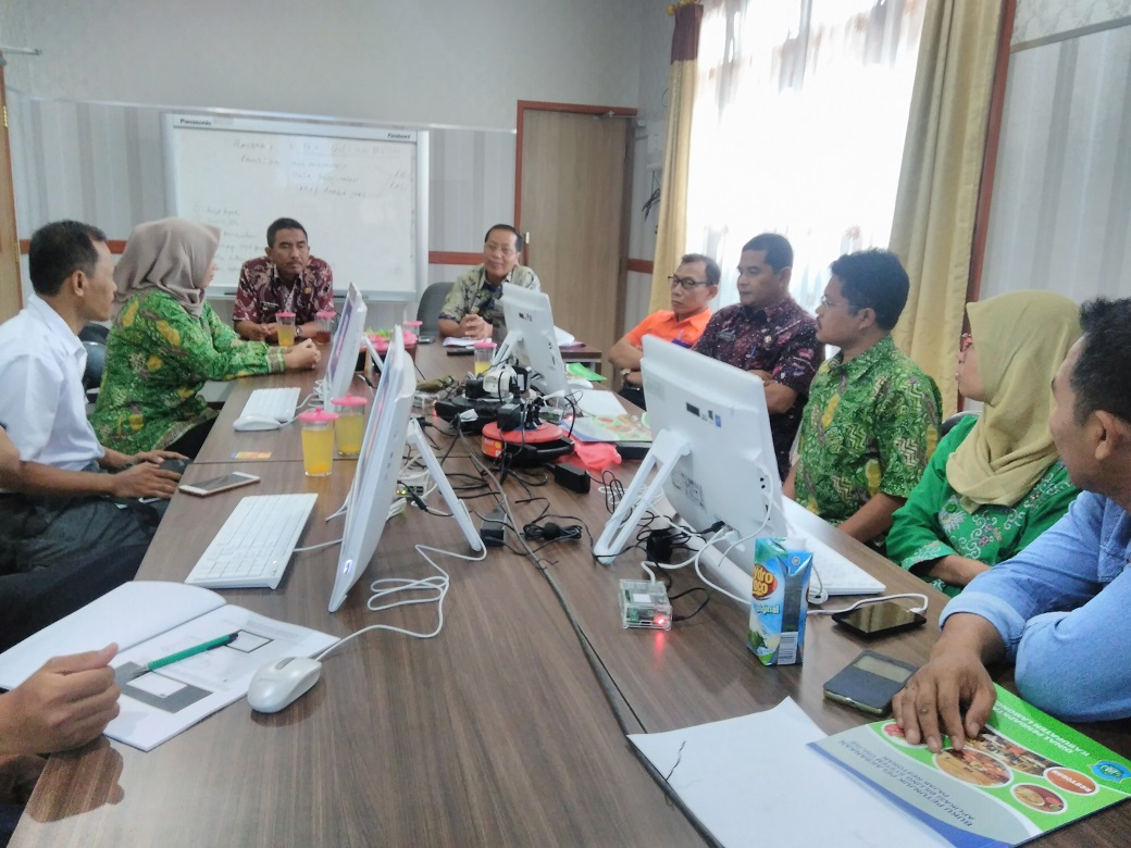 Pelatihan Billing System Online di Kab. Lamongan