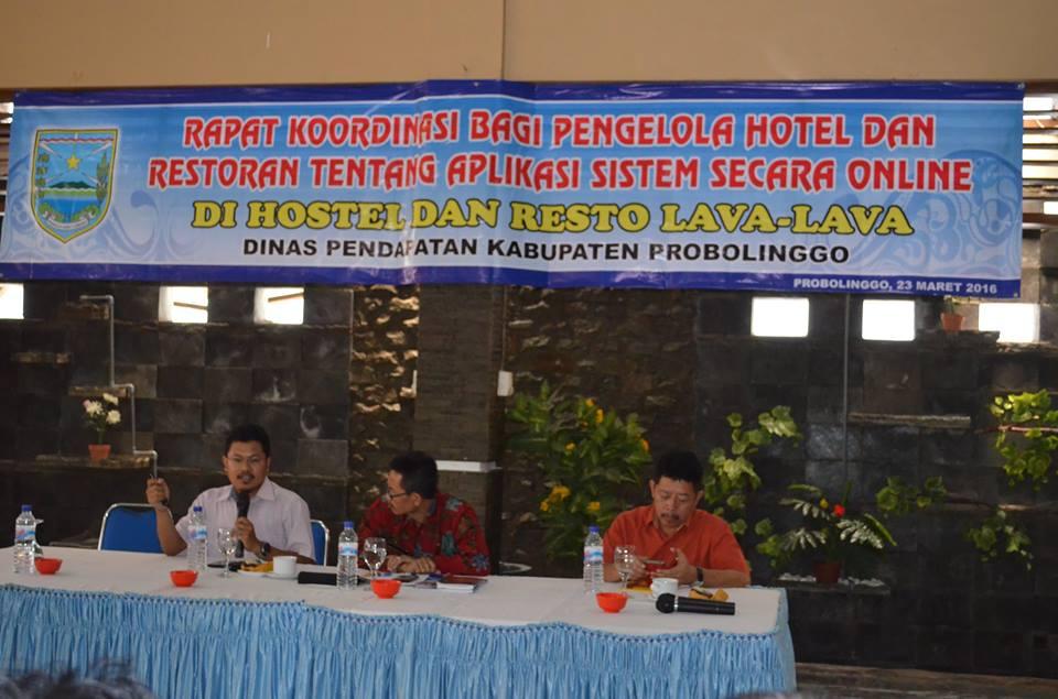 Sosialisasi Billing Sistem Online di Kab. Probolinggo